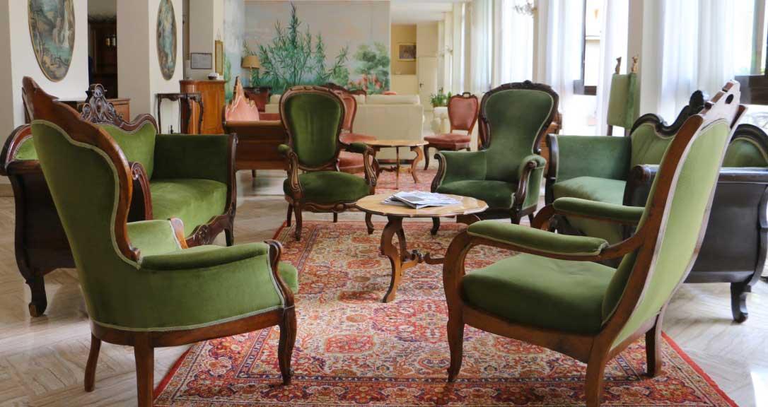 Soggiorno per Anziani in Hotel